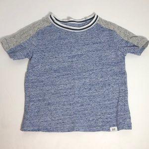 Baby Gap 18-24M Toddler Blue/Gray T-Shirt